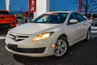 Used 2010 Mazda MAZDA6 GS, SUNROOF, A/C, POWER GROUP for sale in Gatineau, QC