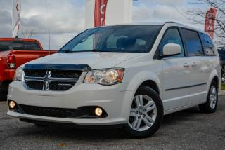 Used 2011 Dodge Grand Caravan CREW, LEATHER, BACK CAMERA, VIDEO for sale in Gatineau, QC