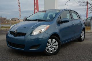 Used 2011 Toyota Yaris LE, A/C, POWER GROUP for sale in Gatineau, QC