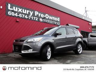 Used 2013 Ford Escape Titanium for sale in Coquitlam, BC