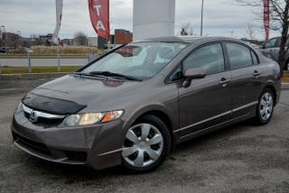 Used 2009 Honda Civic SPORT, SUNROOF, A/C for sale in Gatineau, QC