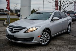 Used 2013 Mazda MAZDA6 GS, A/C, POWER GROUP for sale in Gatineau, QC