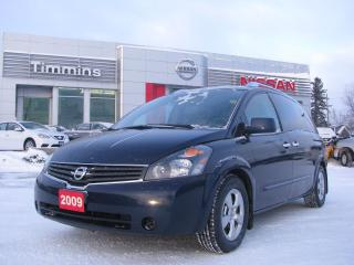 Used 2009 Nissan Quest S for sale in Timmins, ON