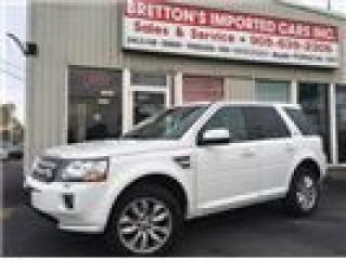 Used 2013 Land Rover LR2 HSE for sale in Burlington, ON