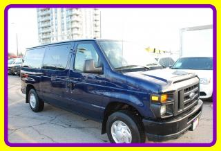Used 2012 Ford E-150 Econoline Club Wagon XL 8 Passenger for sale in Woodbridge, ON