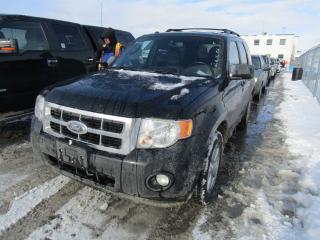 Used 2012 Ford Escape XLT for sale in Innisfil, ON
