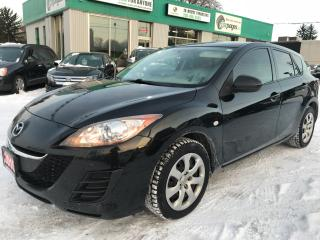 Used 2010 Mazda MAZDA3 GX l Hatch l Auto for sale in Waterloo, ON