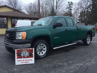 Used 2013 GMC Sierra 1500 WT for sale in Glencoe, ON