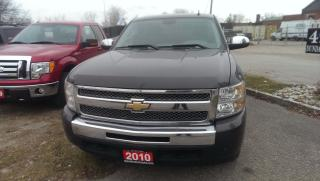 Used 2010 Chevrolet Silverado 1500 Crew Cab LS Cheyenne Edition for sale in Cambridge, ON