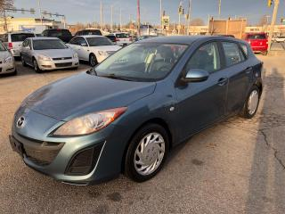 Used 2010 Mazda MAZDA3 NO ACCIDENT - SAFETY & WARRANTY INCLUDED for sale in Cambridge, ON