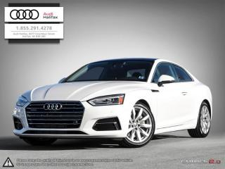 Used 2018 Audi A5 Progressiv for sale in Halifax, NS