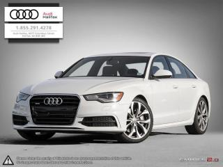 Used 2014 Audi A6 3.0T Technik for sale in Halifax, NS