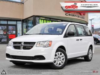 Used 2017 Dodge Grand Caravan CANADA VALUE PACKAGE for sale in Scarborough, ON