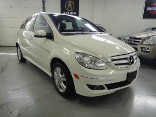 Used 2008 Mercedes-Benz B-Class TURBO,ALL SERVICE RECORD,NO ACCIDENT for sale in North York, ON