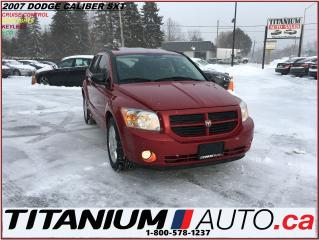 Used 2007 Dodge Caliber SXT+Sunroof+Cruise Control+Boston Sound+Keyless+++ for sale in London, ON