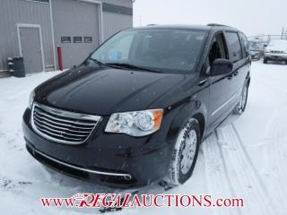 Used 2015 Chrysler TOWN & COUNTRY TOURING 4D WAGON 3.6L for sale in Calgary, AB