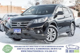 Used 2012 Honda CR-V EX AWD Sunroof RearViewCam Bluetooth for sale in Caledon, ON