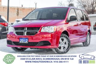 Used 2012 Dodge Caravan SXT DVD Stow N Go RearviewCam Alloys Bluetooth for sale in Caledon, ON