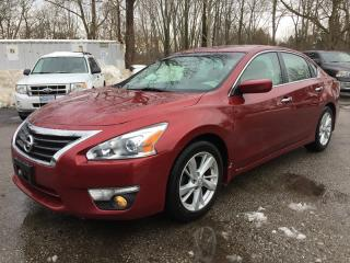 Used 2013 Nissan ALTIMA 2.5 SV * REAR CAM * SUNROOF * BLUETOOTH for sale in London, ON