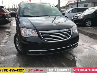 Used 2013 Chrysler Town & Country Touring | DVD | NAV | ROOF | CAM for sale in London, ON