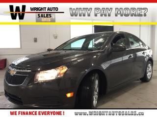 Used 2014 Chevrolet Cruze 1LT|LOW MILEAGE|BLUETOOTH|55,988 KMS for sale in Cambridge, ON