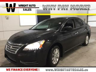 Used 2013 Nissan Sentra SV|LOW MILEAGE|SUNROOF|BLUETOOTH|35,178 KMS for sale in Cambridge, ON