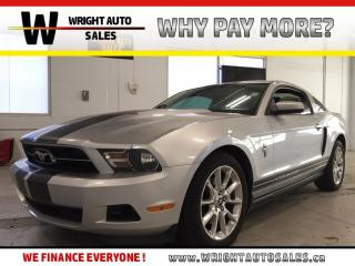 Used 2011 Ford Mustang V6|LEATHER|BLUETOOTH|81,331 KMS for sale in Cambridge, ON