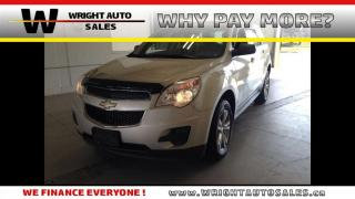 Used 2013 Chevrolet Equinox LS| AWD | BLUETOOTH | 59.394 KMS for sale in Cambridge, ON