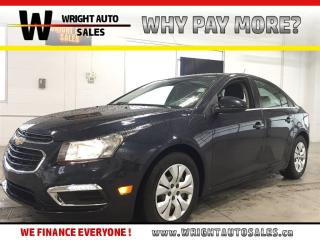 Used 2016 Chevrolet Cruze LT|BACKUP CAMERA|TRACTION CONTROL|27,008 KMS for sale in Cambridge, ON