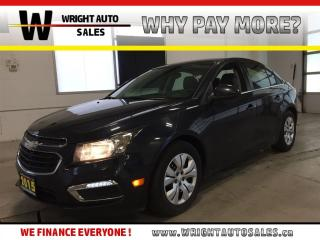 Used 2015 Chevrolet Cruze 1LT|LOW MILEAGE|BACKUP CAMERA|37,026 KMS for sale in Cambridge, ON