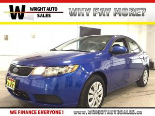 Used 2012 Kia Forte LX|BLUETOOTH|AIR CONDITIONING|80,086 KMS for sale in Cambridge, ON