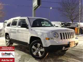 Used 2017 Jeep Patriot HIGH ALTITUDE**NAVIGATION**4X4** for sale in Mississauga, ON