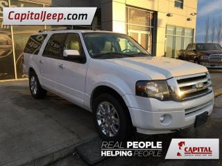 Used 2012 Ford Expedition Max Limited for sale in Edmonton, AB