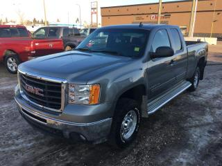 Used 2008 GMC Sierra 2500 HD SLE EXT CAB 4X4 for sale in Stettler, AB