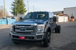 Used 2015 Ford F-450 - for sale in Langley, BC