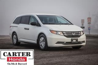 Used 2014 Honda Odyssey LX + 7 PASSENGER + BACKUP CAM + CERTIFIED! for sale in Vancouver, BC