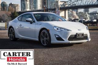 Used 2013 Scion FR-S AUTO + BLUETOOTH + LOW KMS + LOCAL! for sale in Vancouver, BC