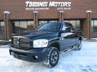 Used 2007 Dodge Ram 3500 SPORT | 4X4 | LEATHER | HEATED SEATS | 6 DISC CD CHANGER | for sale in Mississauga, ON
