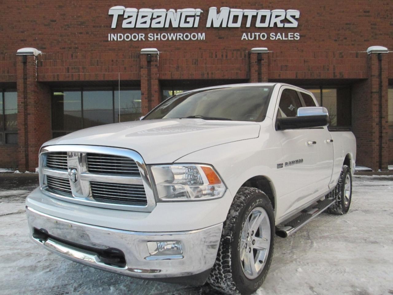 Photo of White 2011 Dodge Ram 1500