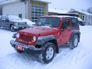 Used 2011 Jeep Wrangler Sport 2Door 4x4 for sale in Smiths Falls, ON