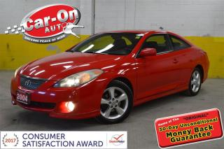 Used 2004 Toyota Camry Solara SE V6 for sale in Ottawa, ON