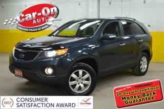 Used 2011 Kia Sorento HEATED SEATS BLUETOOTH ALLOYS ONLY 87, 000 KM for sale in Ottawa, ON