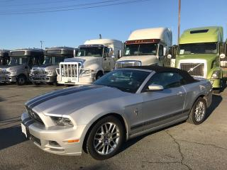 Used 2014 Ford Mustang V6 CONVERTIBLE for sale in Burnaby, BC
