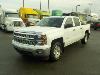 Used 2014 Chevrolet Silverado 1500 1LT Crew Cab Short Box 4WD for sale in Burnaby, BC