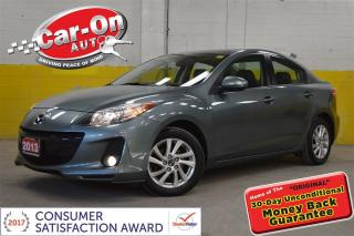 Used 2013 Mazda MAZDA3 GS-L LEATHER SUNROOF HEATED SEATS LOADED for sale in Ottawa, ON