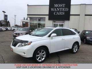 Used 2010 Lexus RX 350 NAVIGATION | SUNROOF | CAMERA for sale in Kitchener, ON