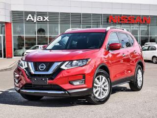 Used 2017 Nissan Rogue SV FWD CVT SV*Alloys*Sunroof*Bluetooth*FWD for sale in Ajax, ON