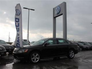 Used 2013 Volkswagen Passat 2.5L Comfortline (A6) for sale in Whitby, ON