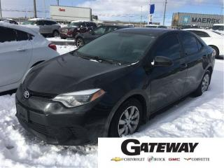 Used 2014 Toyota Corolla LE|AUTOMATIC|POWER WINDOWS|CLEAN CARPROOF| for sale in Brampton, ON
