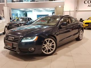 Used 2010 Audi A5 2.0T QUATTRO AWD **PANO ROOF** for sale in York, ON